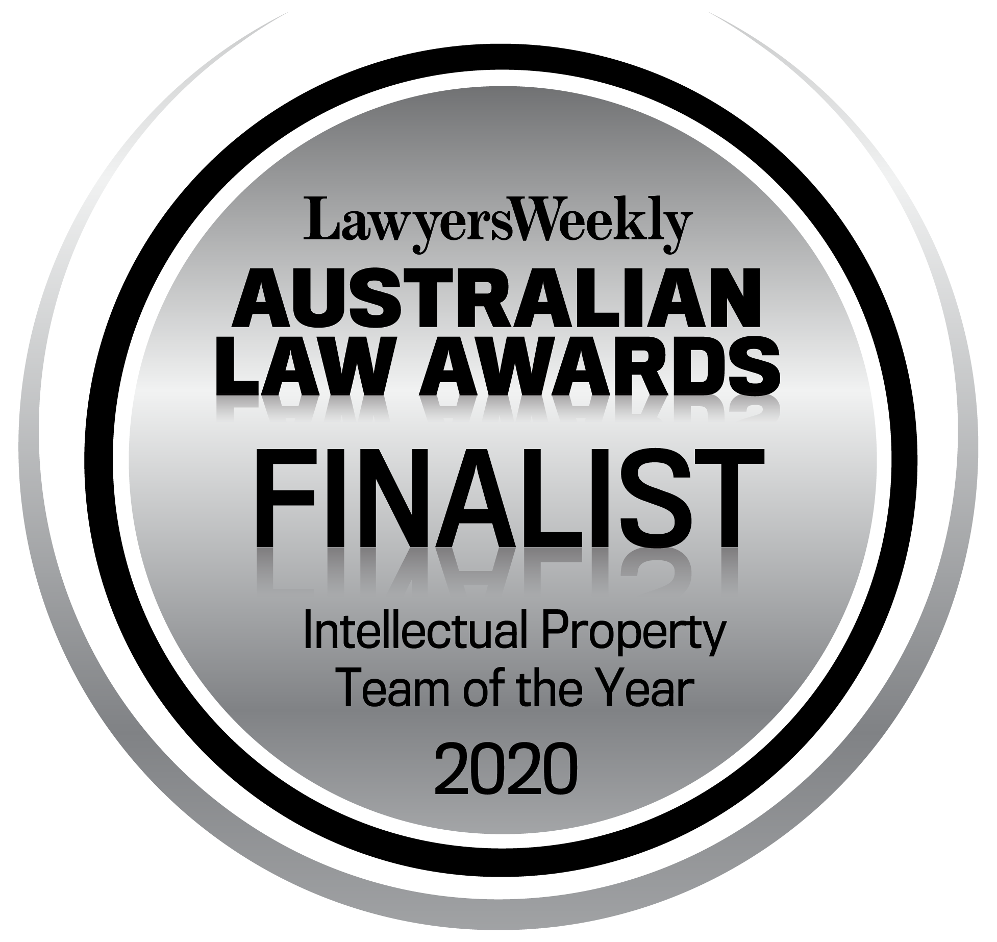 ALA 2020 Finalist Intellectual Property Team of the Year