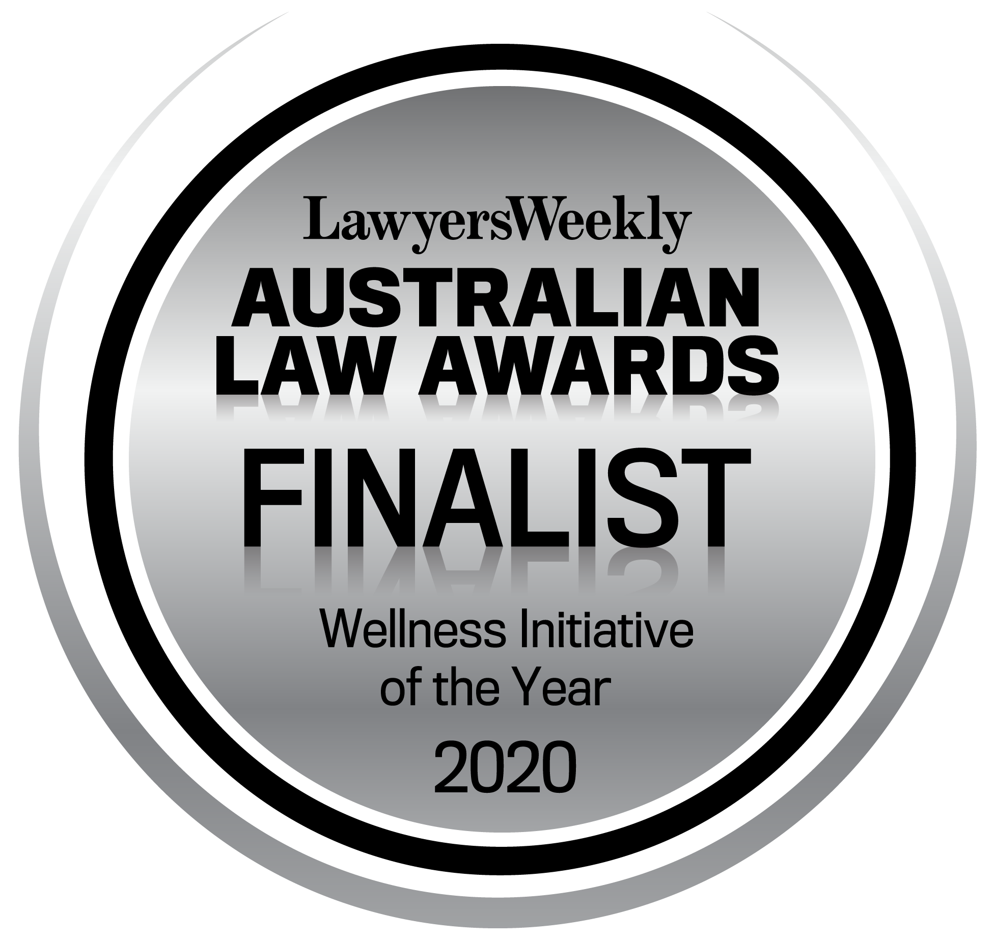 ALA 2020 Finalist Wellness Initiative of the Year